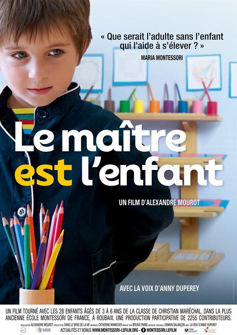 Le Maître est l'enfant - Documentaire (2017)