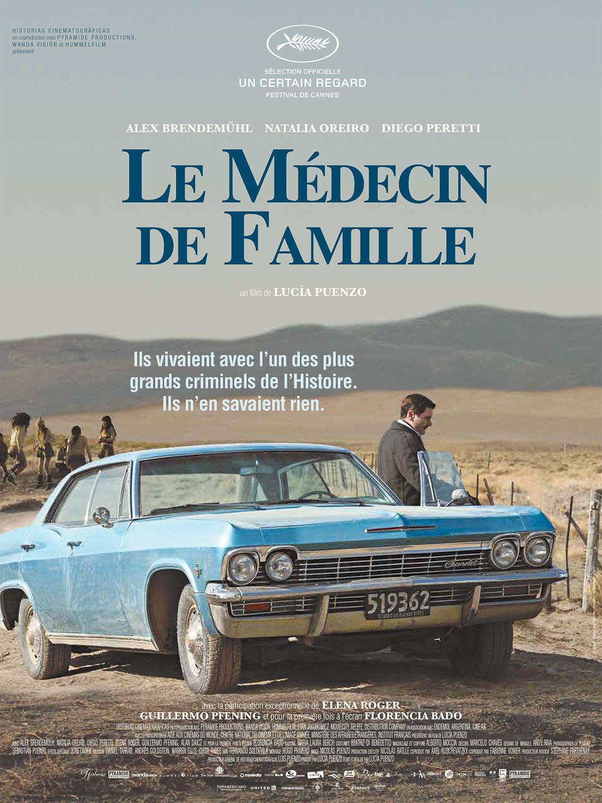 Le Médecin de famille - Film (2013)