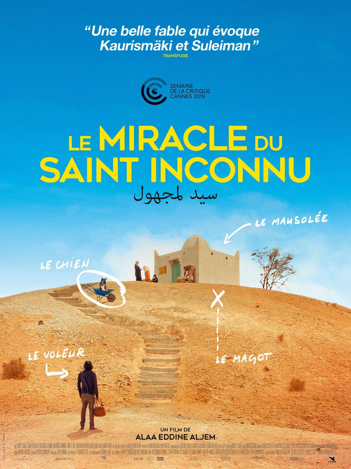 Le Miracle du Saint Inconnu - Film (2020)