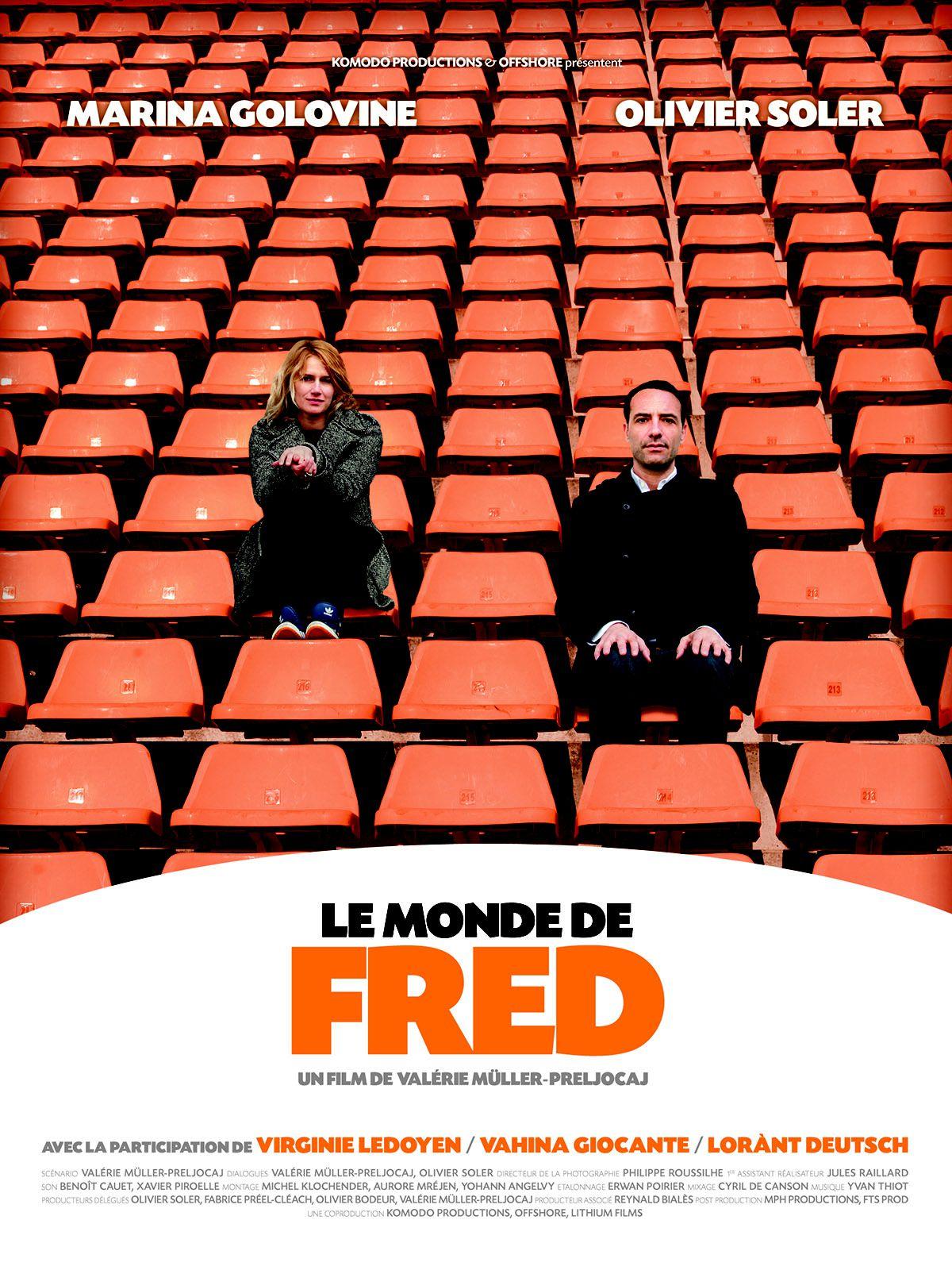 Le Monde de Fred - Film (2014)