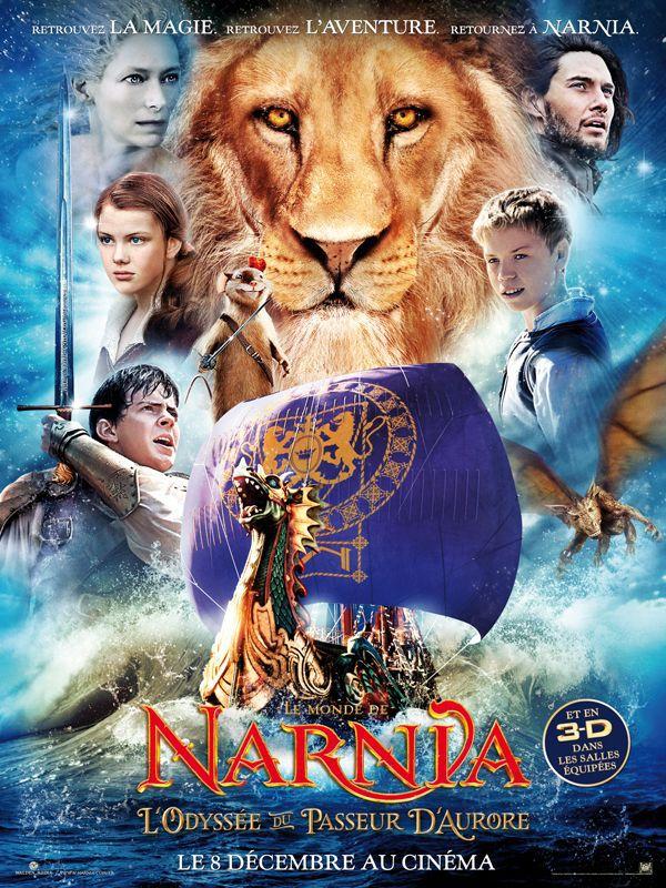 Le Monde de Narnia : L'Odyssée du Passeur d'Aurore - Film (2010)