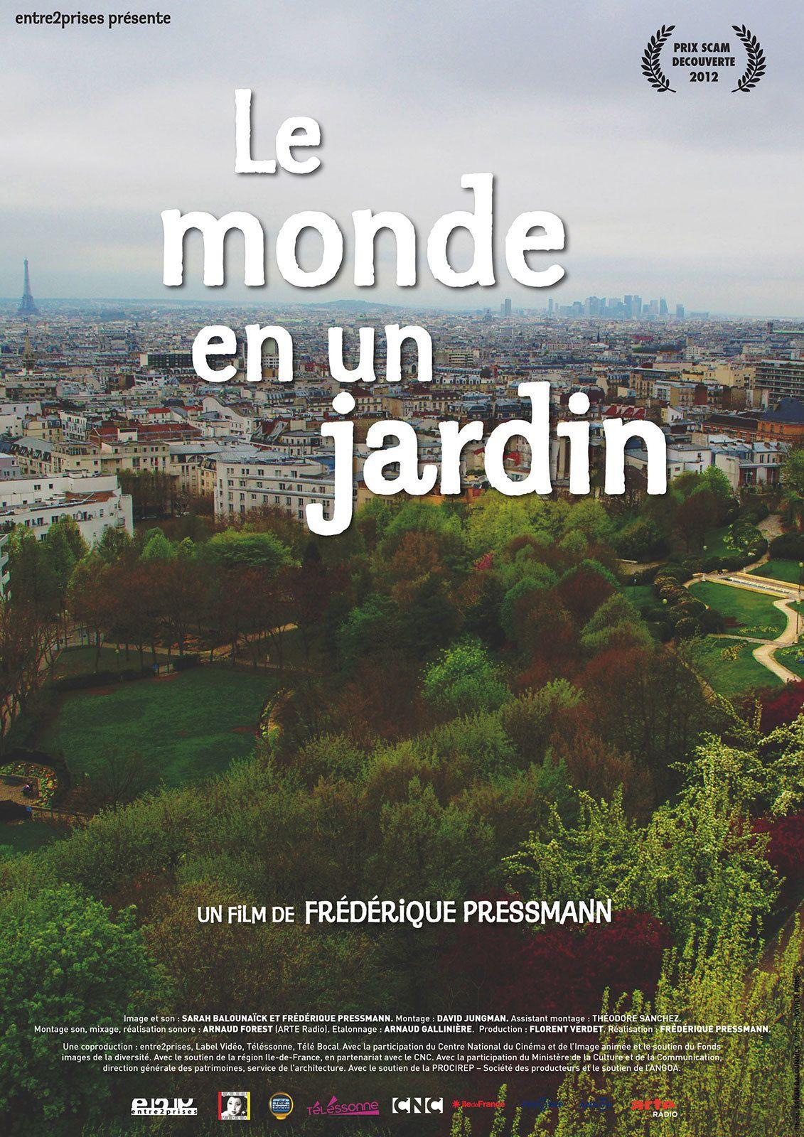 Le Monde en un jardin - Documentaire (2014)