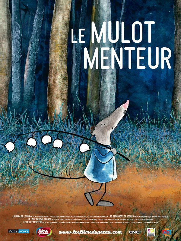 Le Mulot menteur - Film (2008)