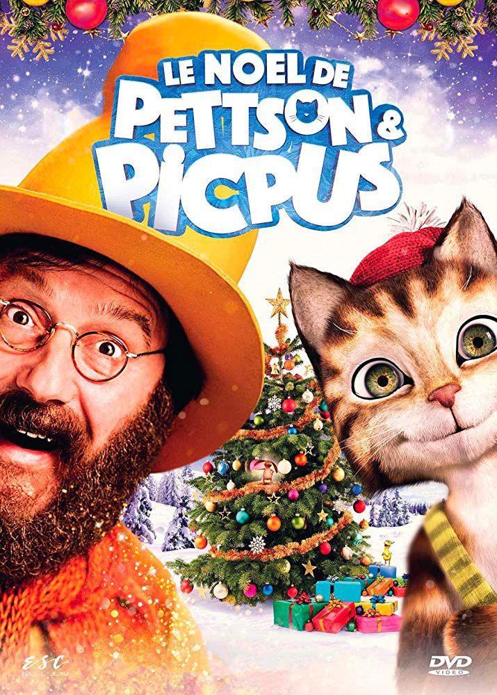 Le Noël de Pettson et Picpus - Film (2018)