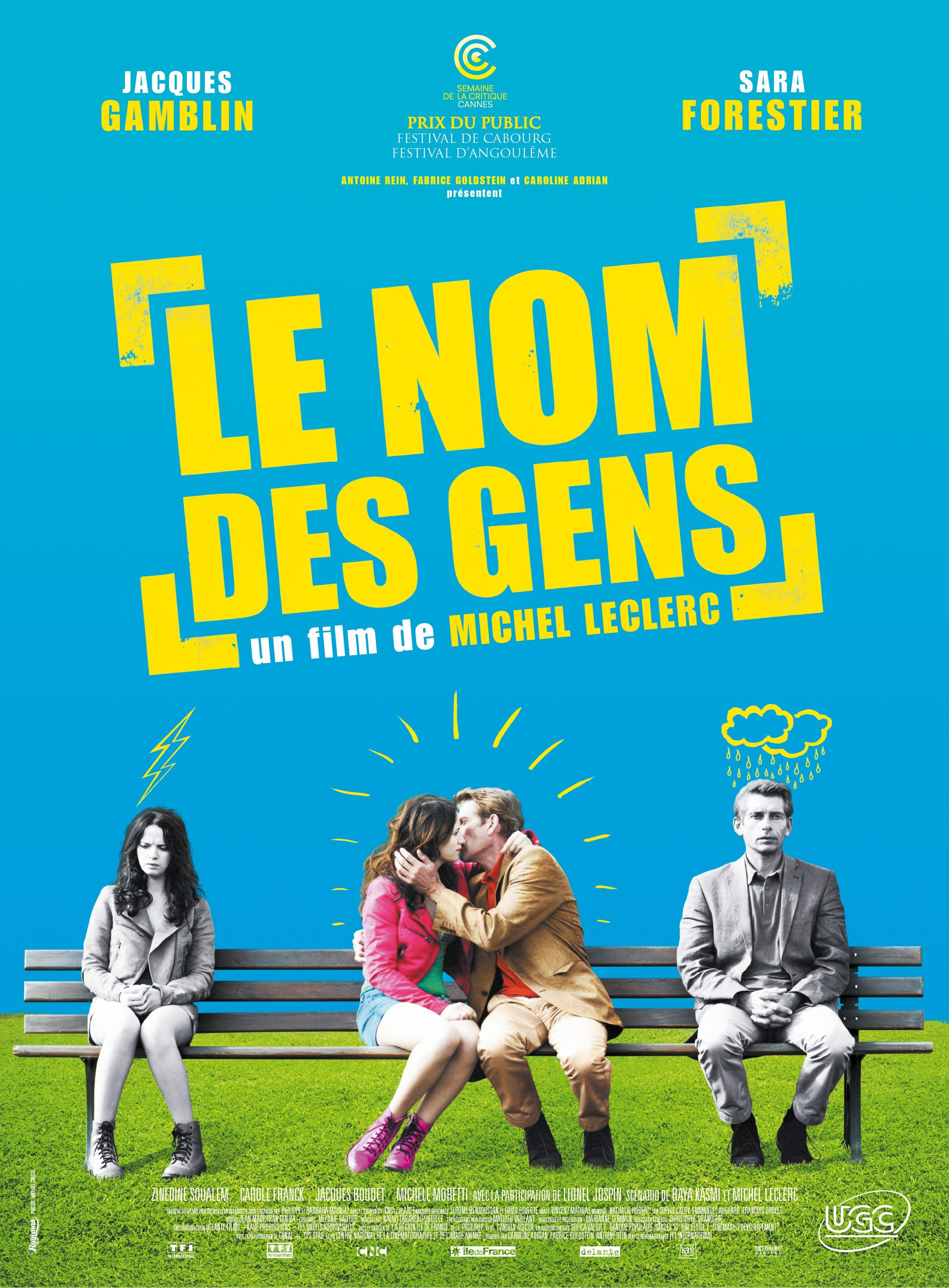 Le Nom des gens - Film (2010)