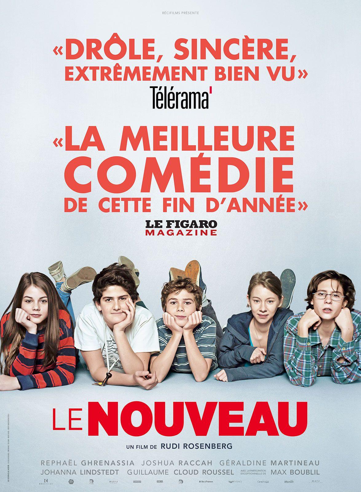 Le Nouveau - Film (2015)