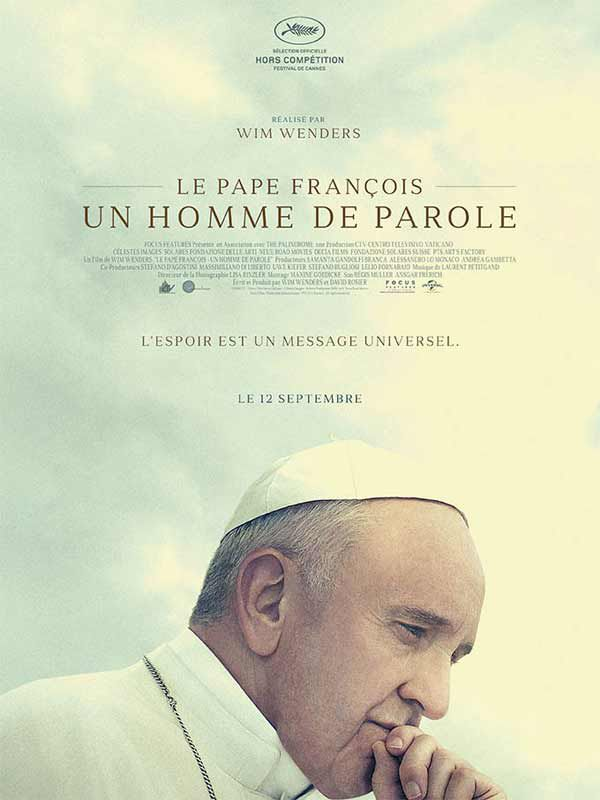 Le Pape François – Un homme de parole - Documentaire (2018)