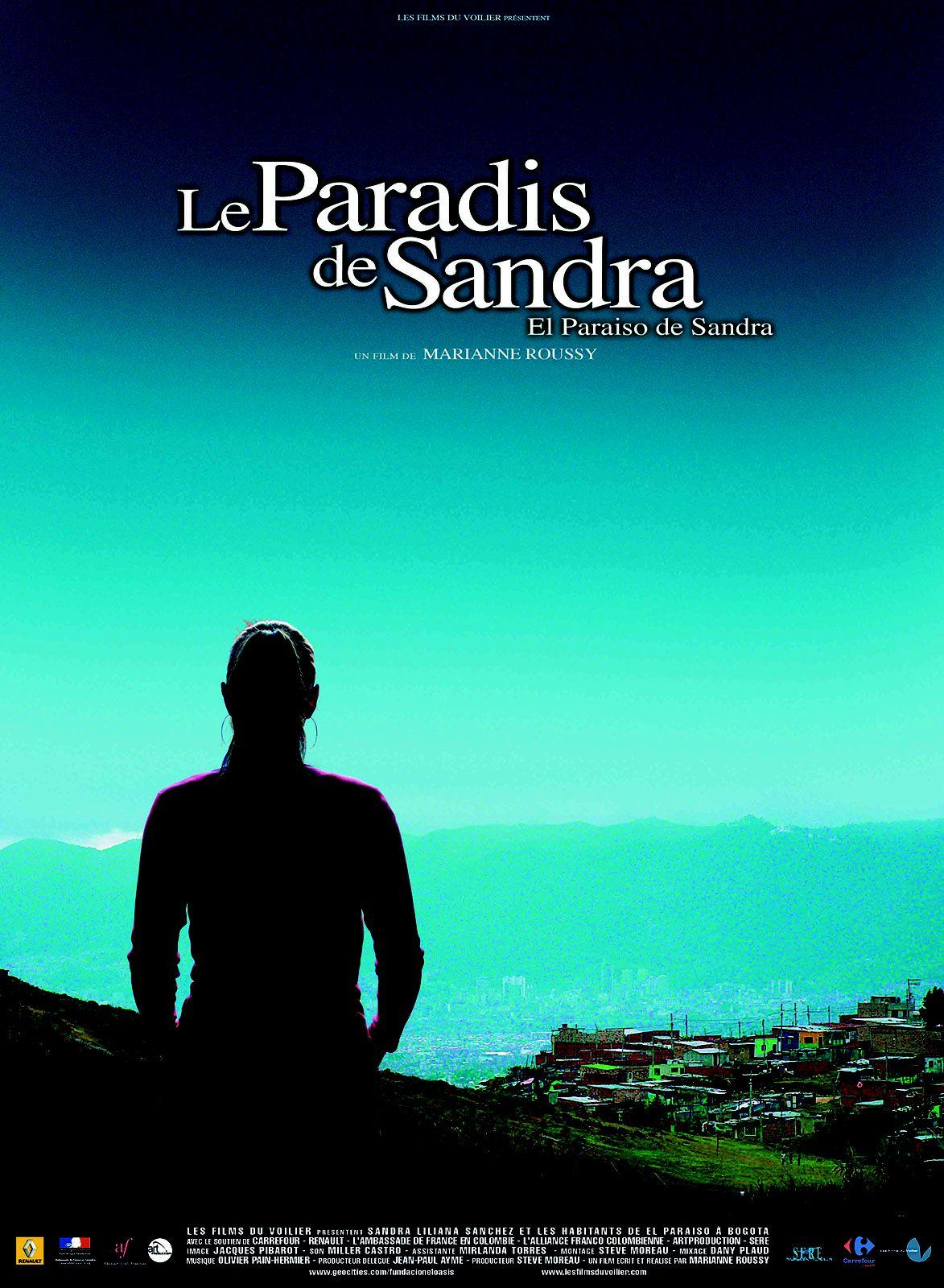 Le Paradis de Sandra - Documentaire (2015)
