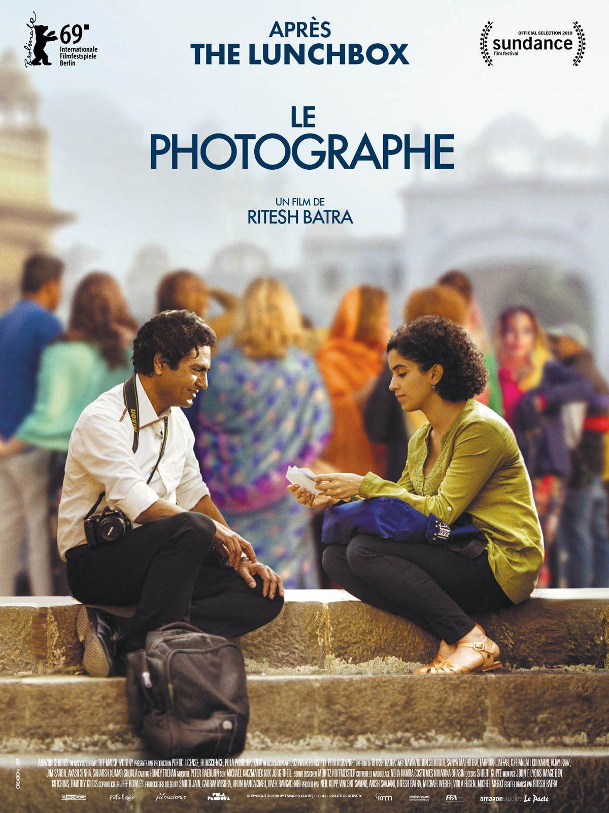 Le Photographe - Film (2020)