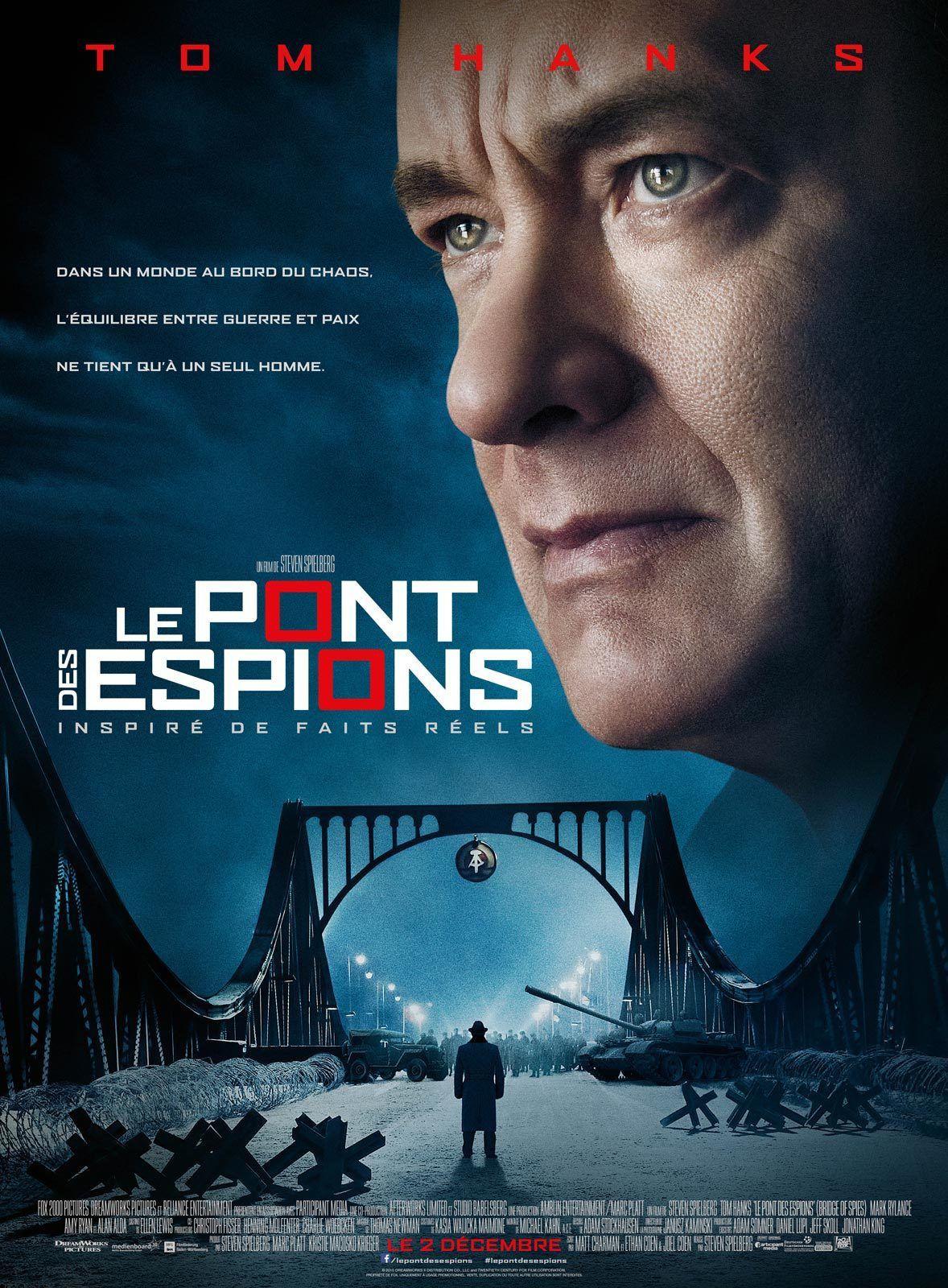 Le Pont des espions - Film (2015)