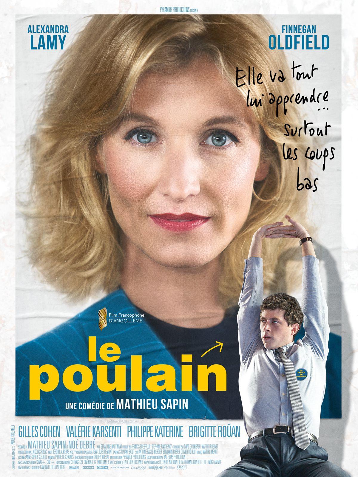Le Poulain - Film (2018)