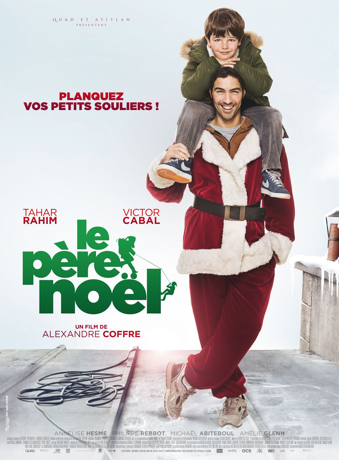 Le Père Noël - Film (2014)