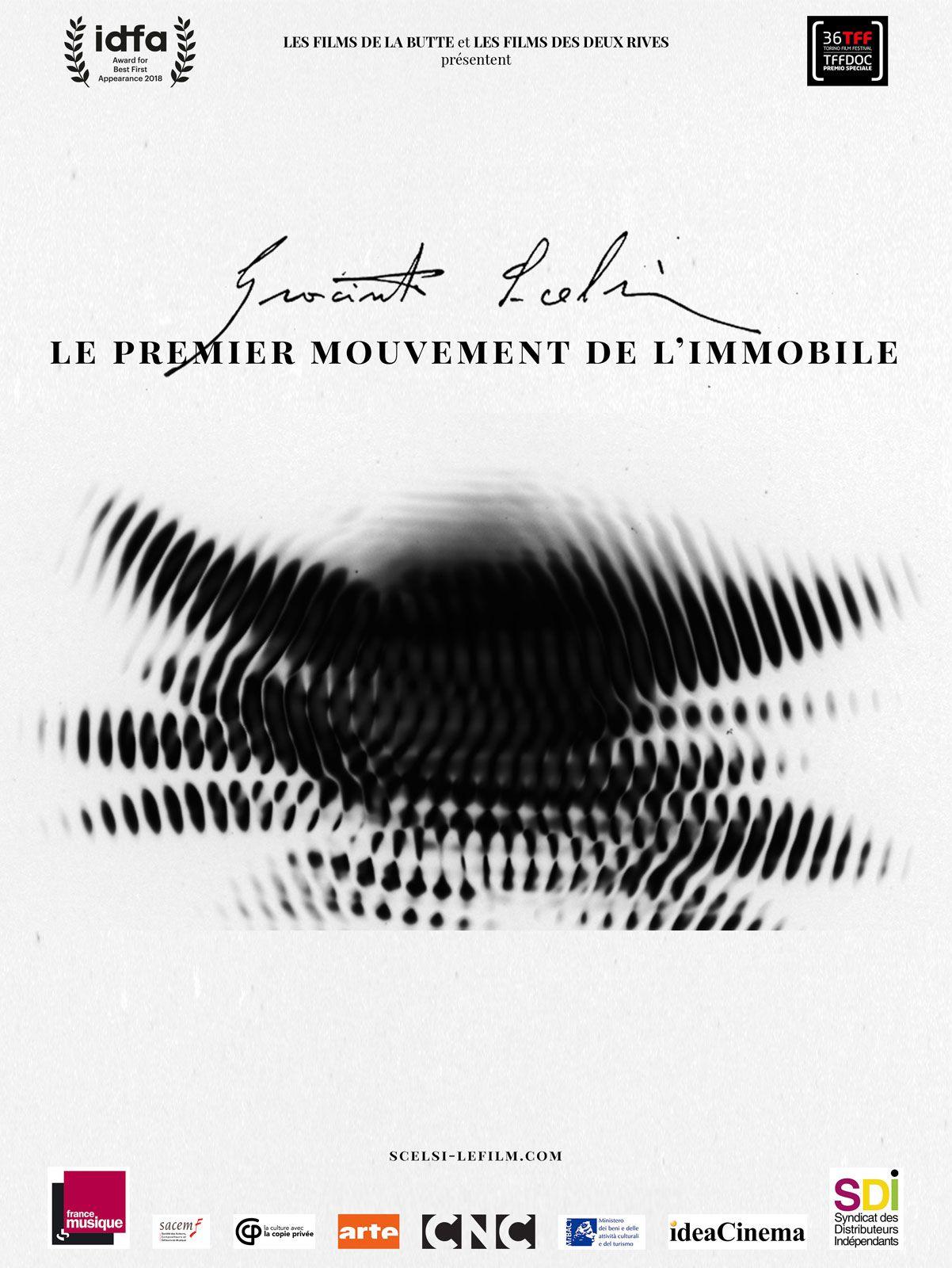 Le Premier mouvement de l'immobile - Documentaire (2019)
