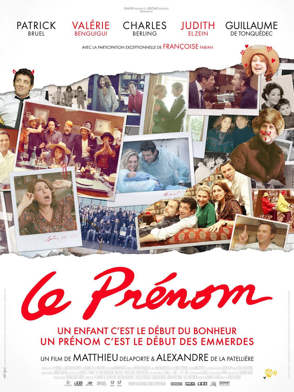 Le Prénom - Film (2012)