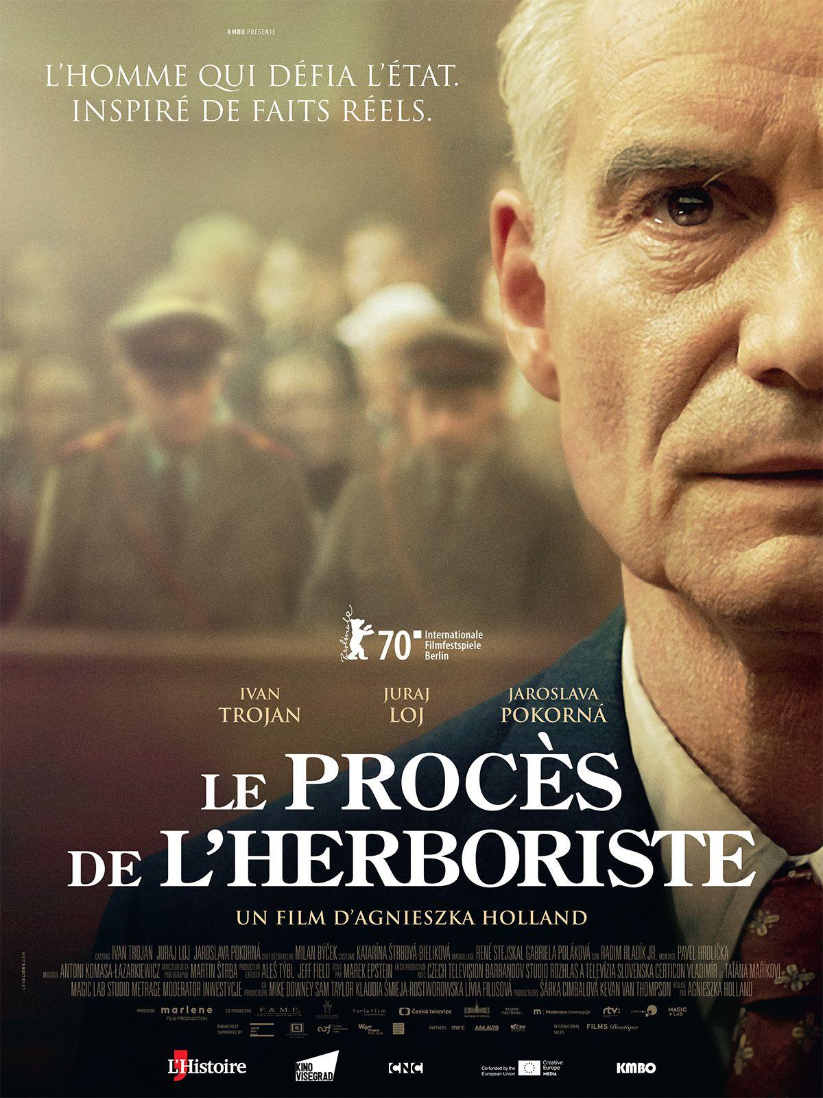 Le Procès de l'herboriste - Film (2020)