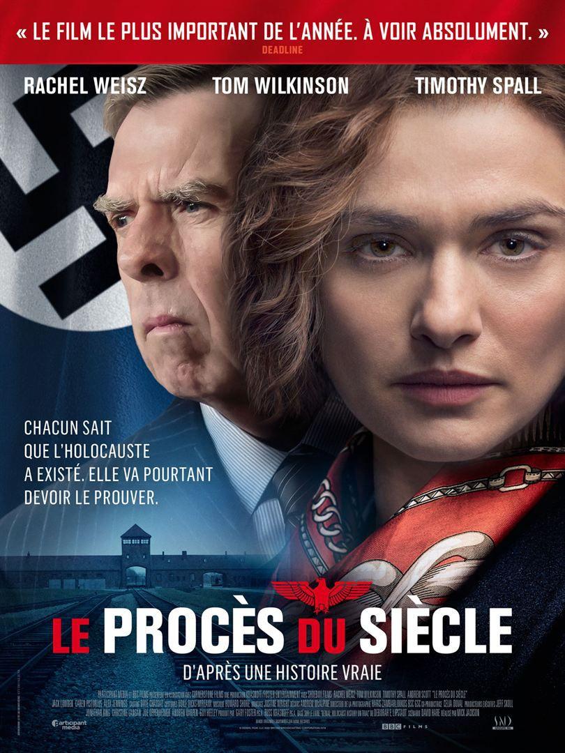 Le Procès du siècle - Film (2016)