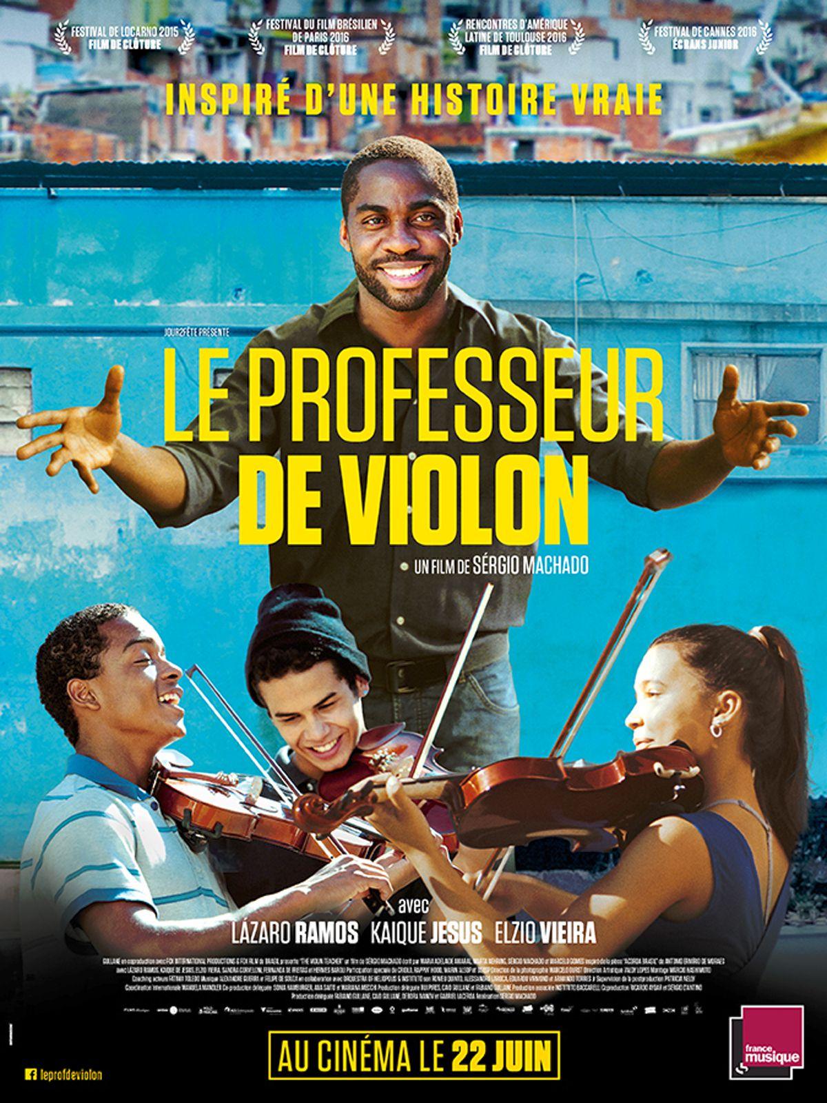 Le Professeur de violon - Film (2016)