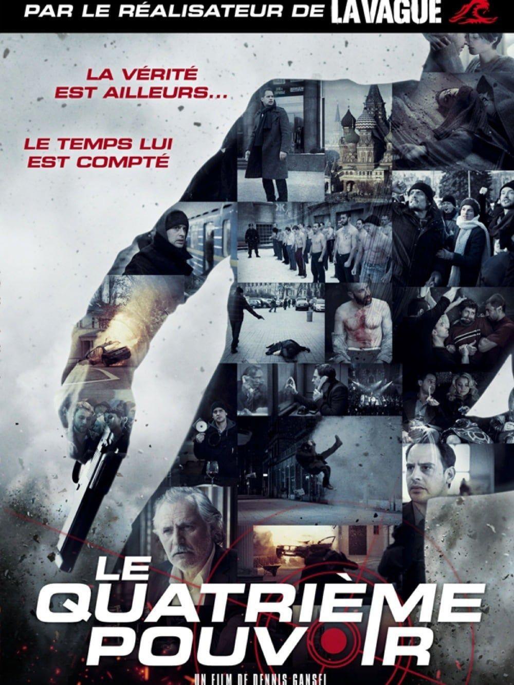 Le Quatrième Pouvoir - Film (2013)