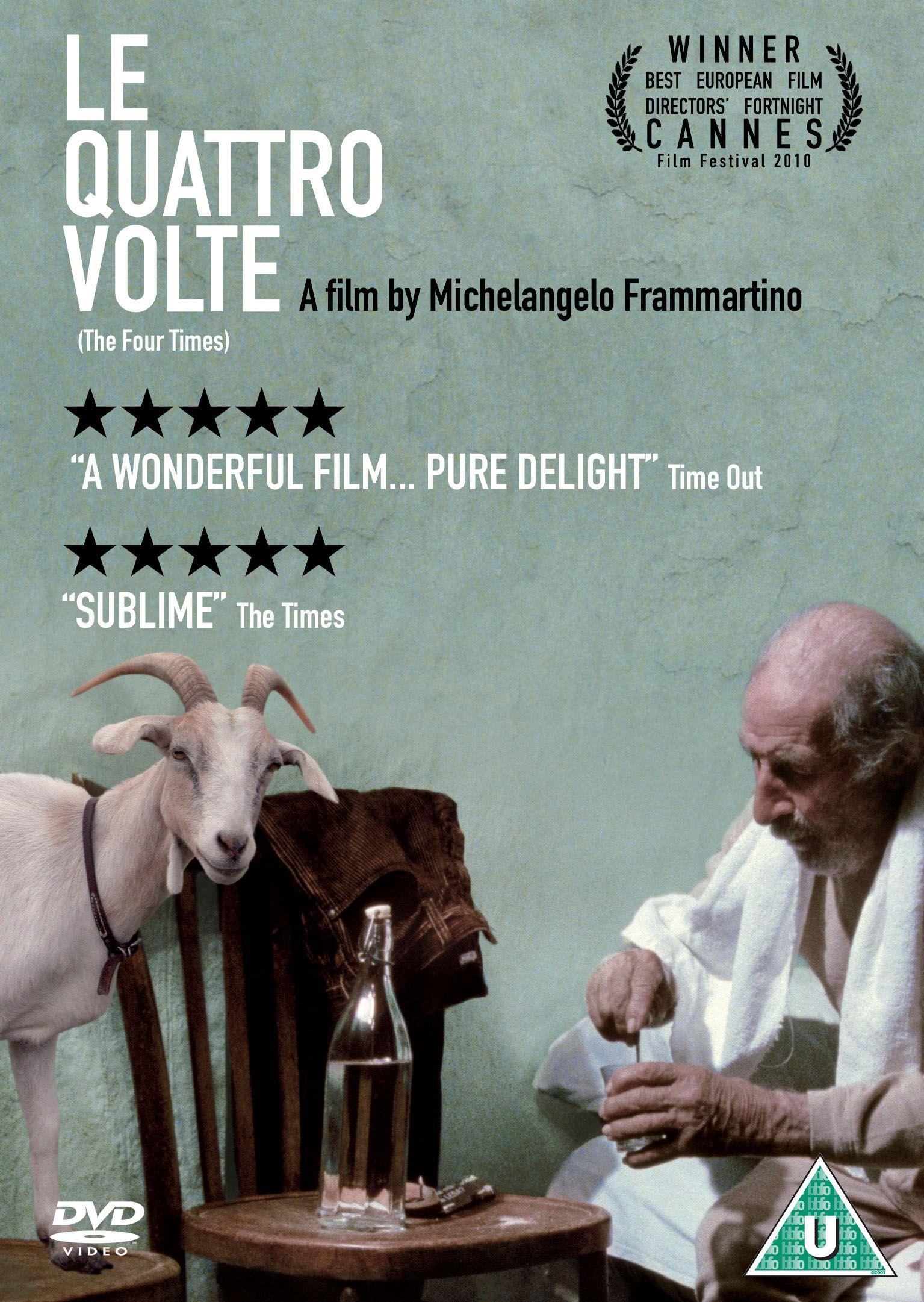 Le Quattro Volte - Film (2010)