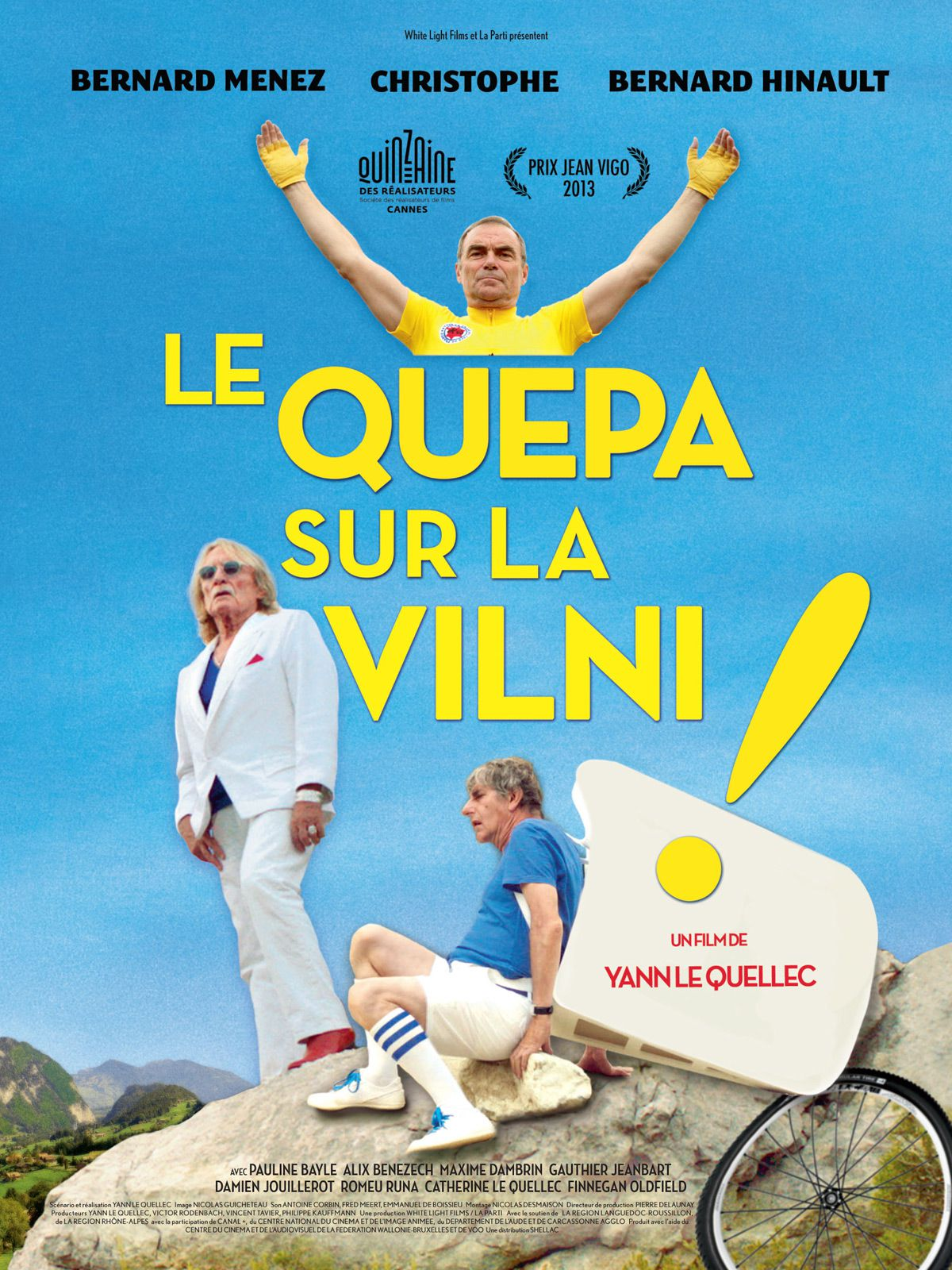 Le Quepa sur La Vilni ! - Film (2014)