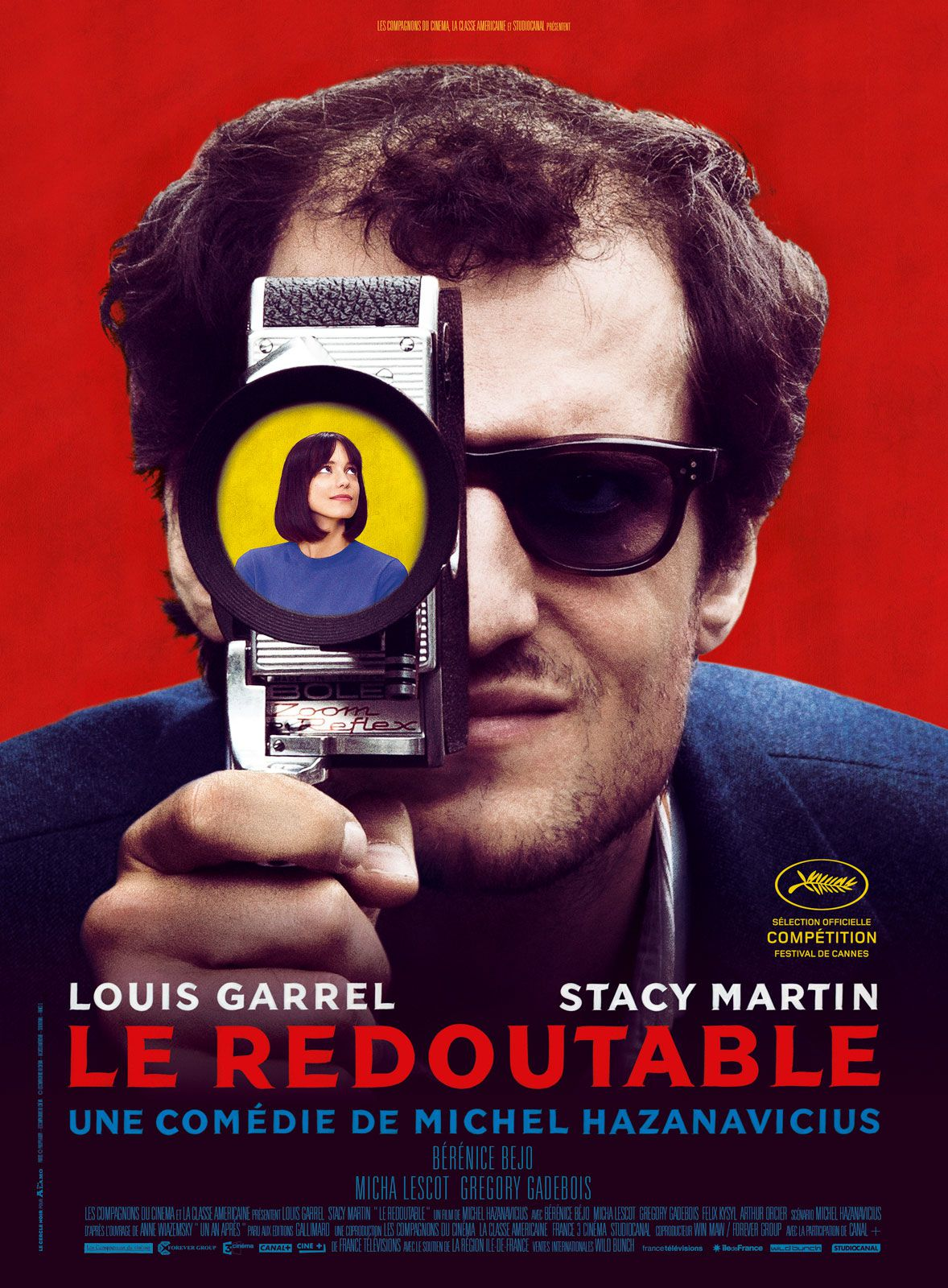 Le Redoutable - Film (2017)