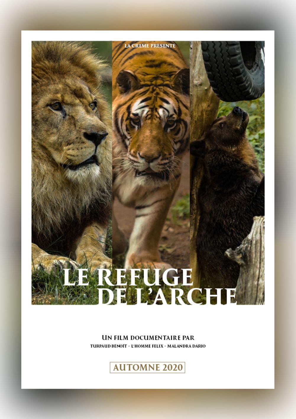 Le Refuge de l'Arche - Documentaire (2020)