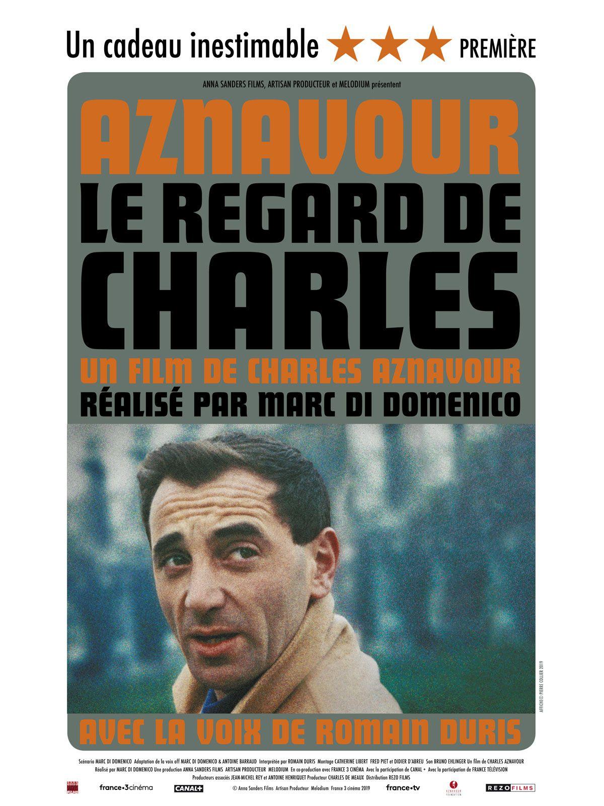 Le Regard de Charles - Documentaire (2019)