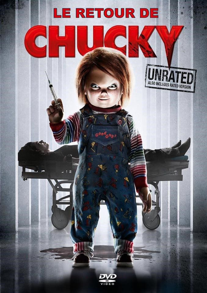 Le Retour de Chucky - Film (2017)