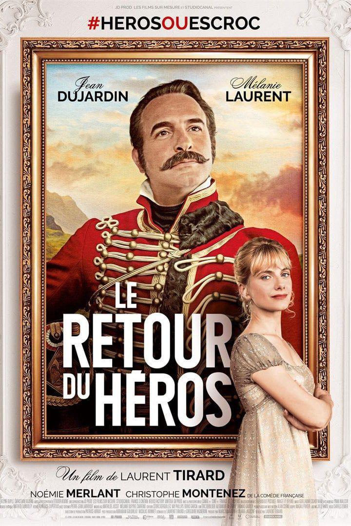 Le Retour du héros - Film (2018)