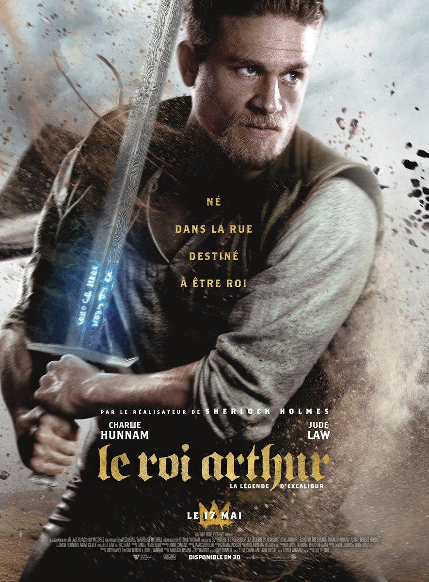 Le Roi Arthur : La Légende d'Excalibur - Film (2017)