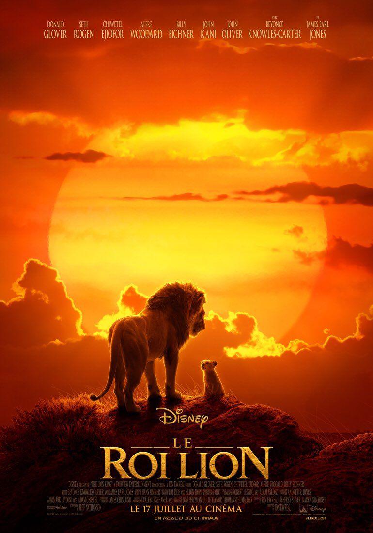 Le Roi Lion - Long-métrage d'animation (2019)