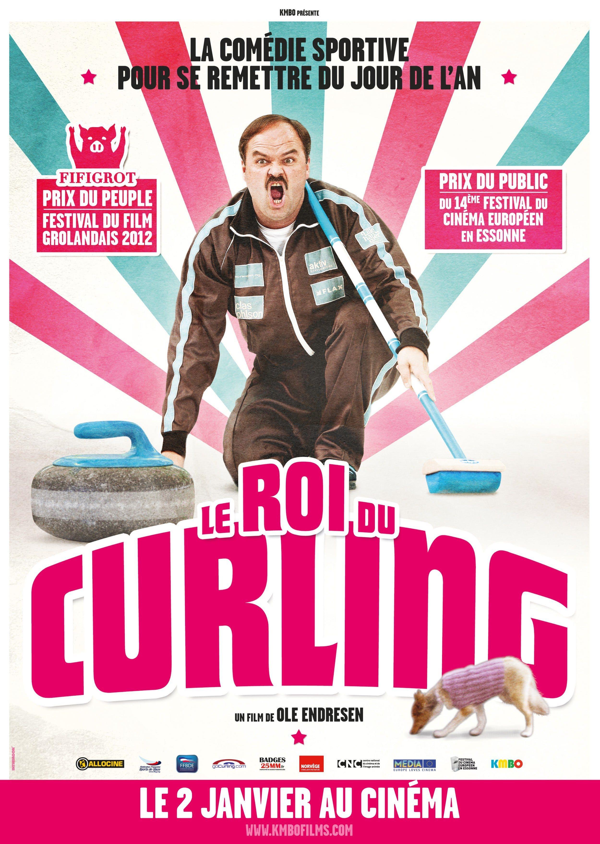 Le Roi du curling - Film (2013)