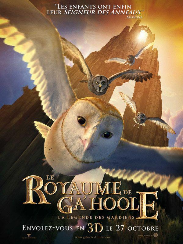 Le Royaume de Ga'Hoole : La Légende des gardiens - Long-métrage d'animation (2010)