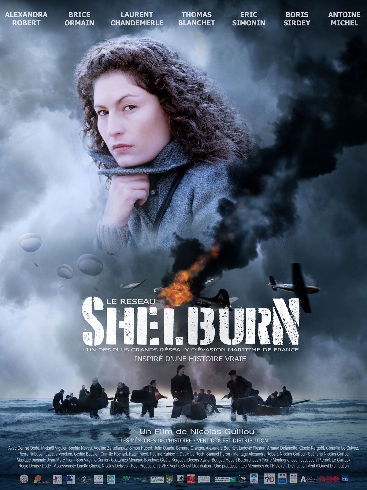 Le Réseau Shelburn - Film (2020)