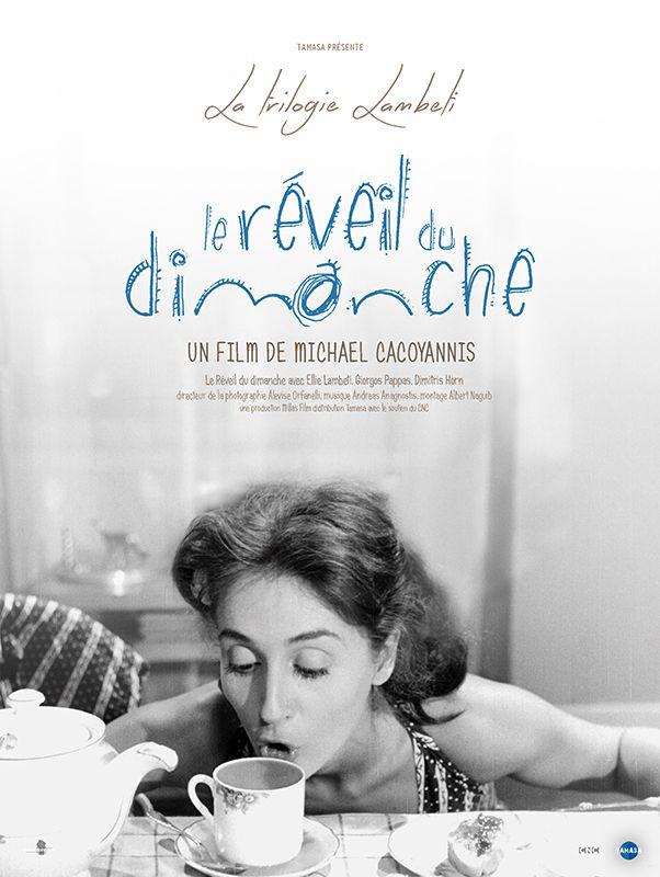 Le Réveil du dimanche - Film (1954)
