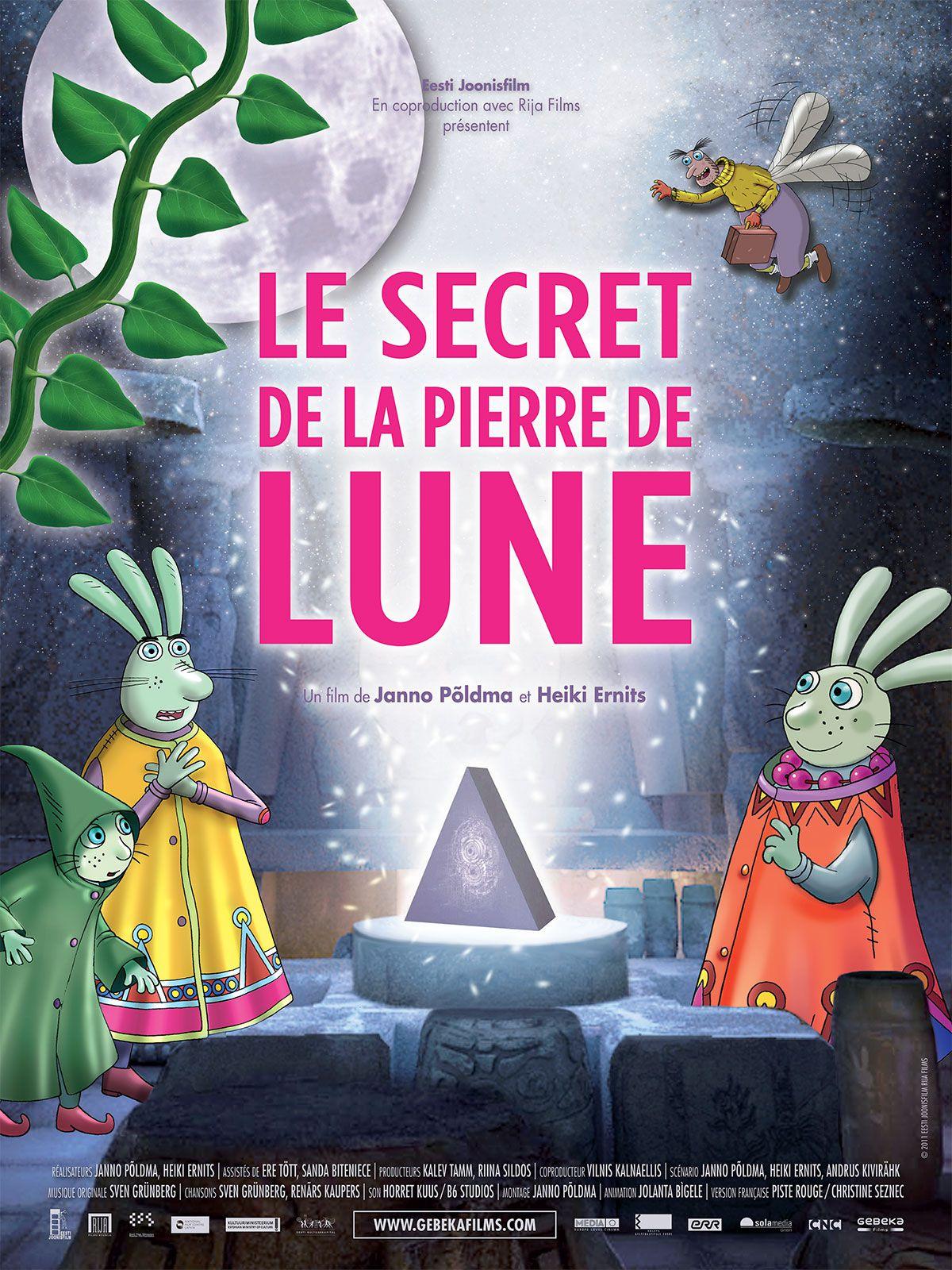 Le Secret de la pierre de lune - Film (2011)