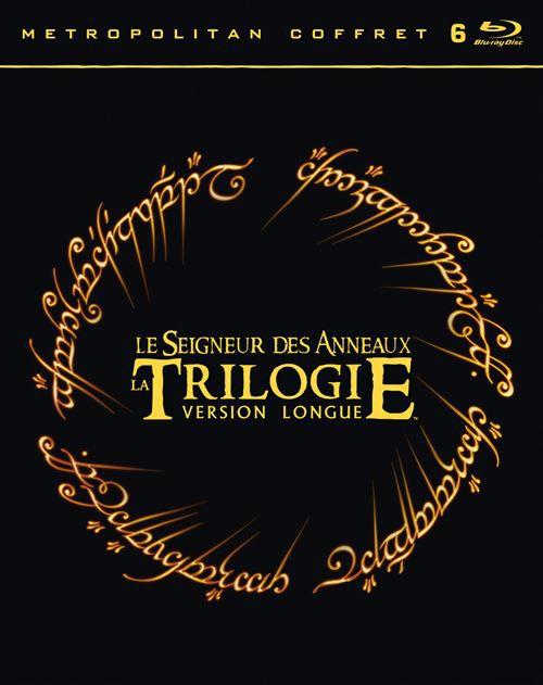 Le Seigneur des Anneaux : La Trilogie - Version Longue - Film (2011)
