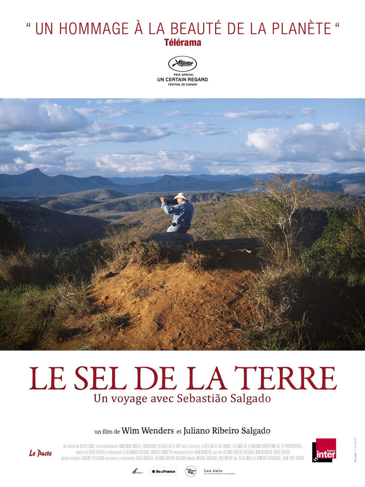 Le Sel de la terre - Documentaire (2014)