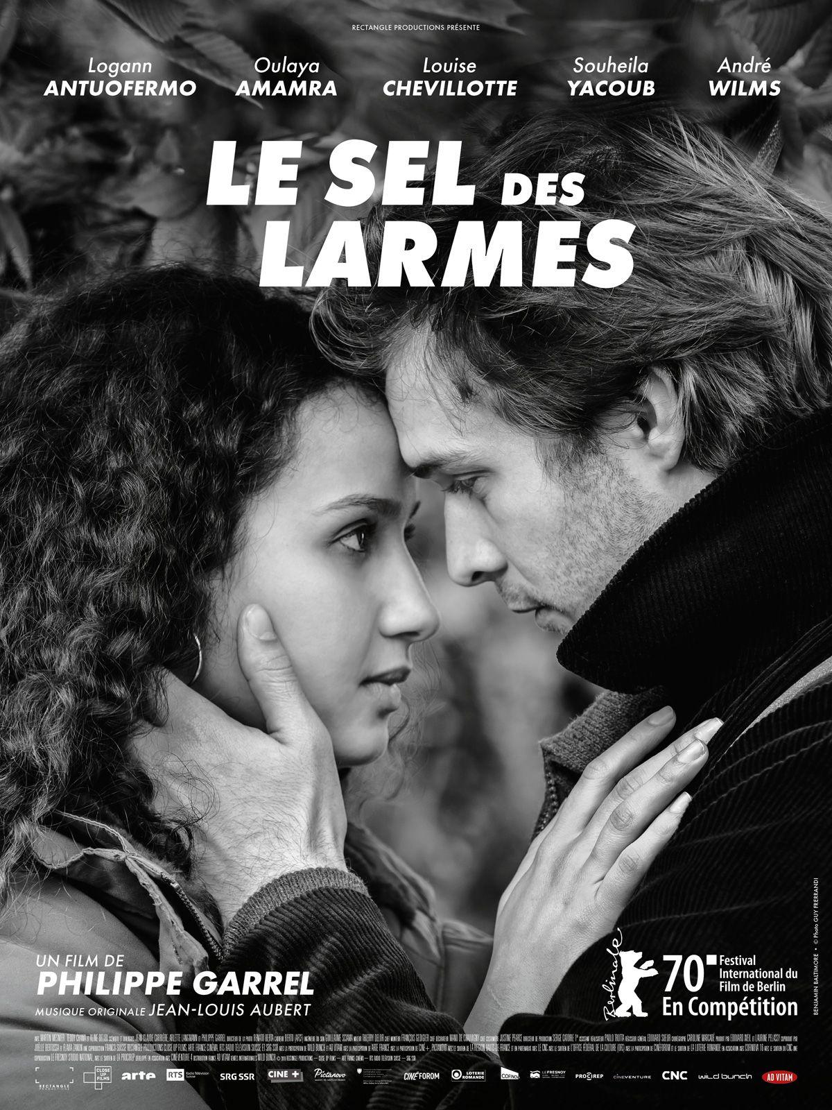 Le Sel des larmes - Film (2020)