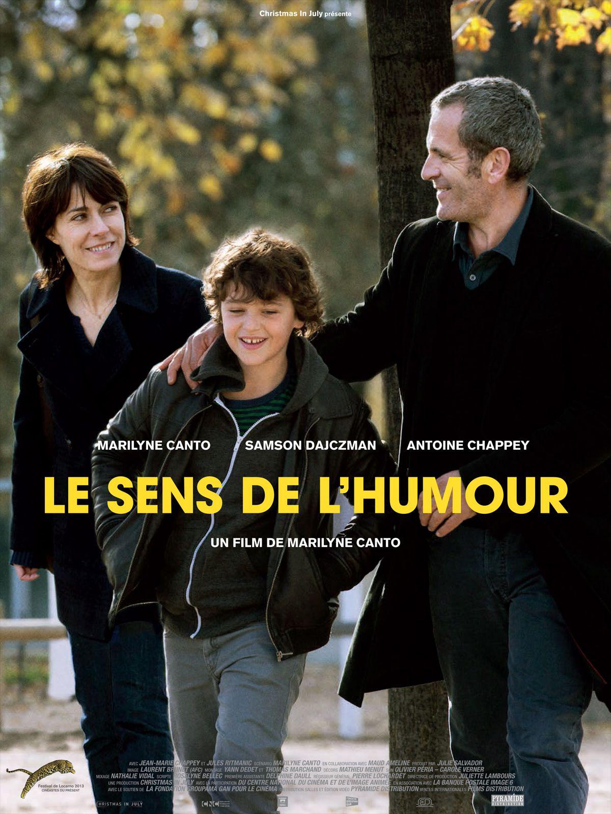 Le Sens de l'humour - Film (2014)