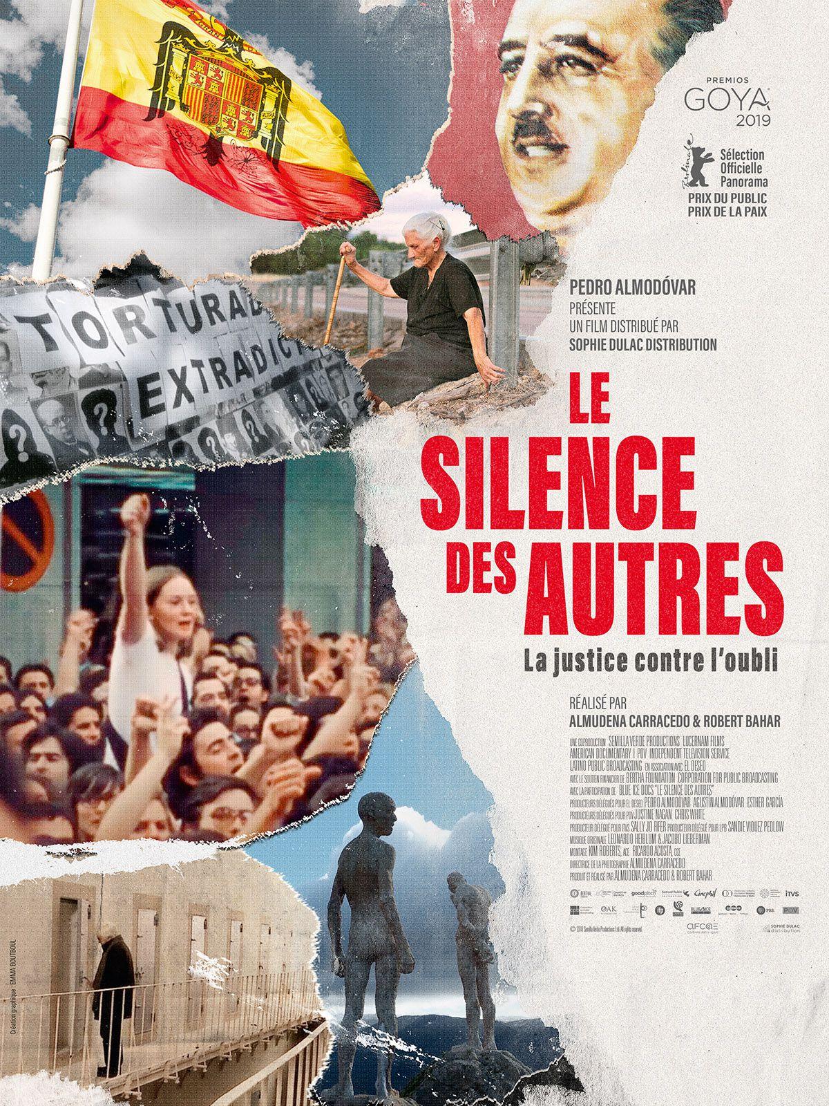 Le Silence des autres - Documentaire (2019)