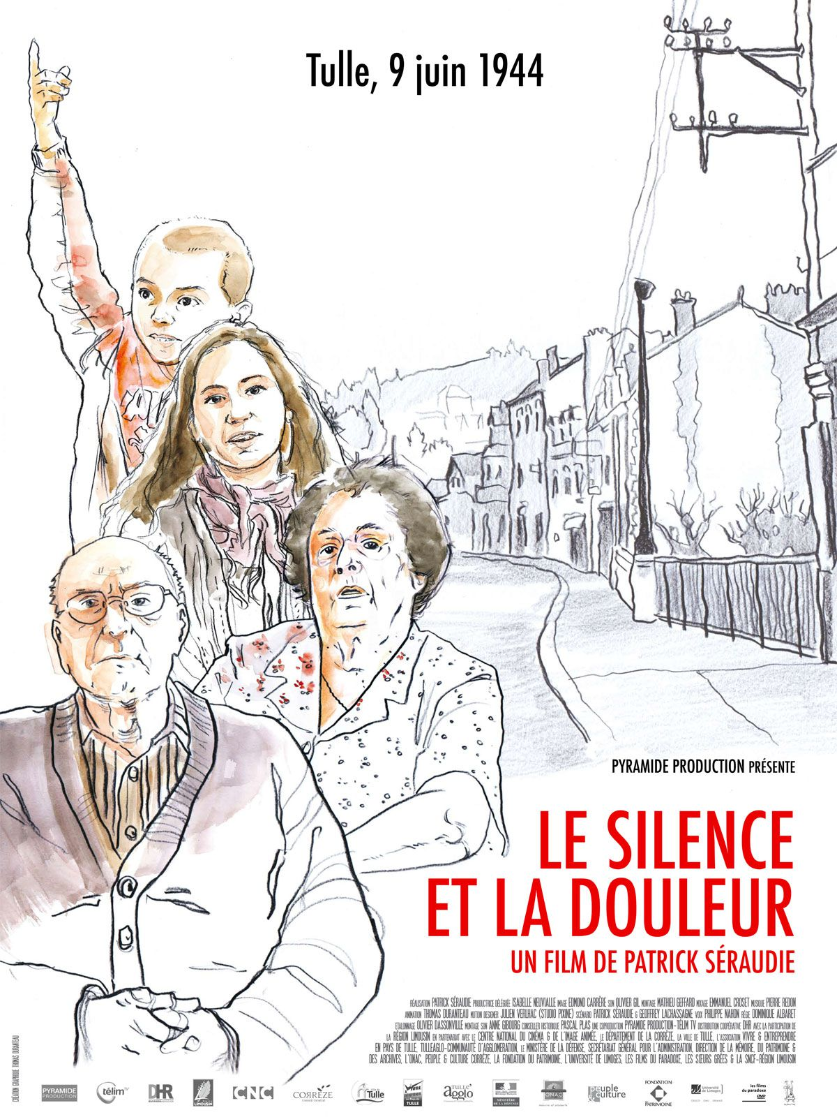 Le Silence et la douleur - Documentaire (2016)