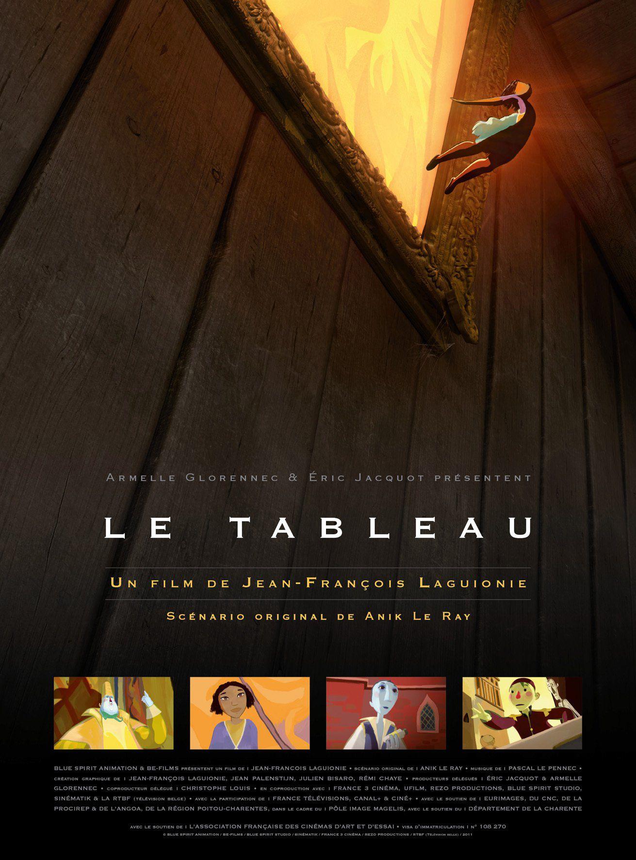 Le Tableau - Long-métrage d'animation (2011)