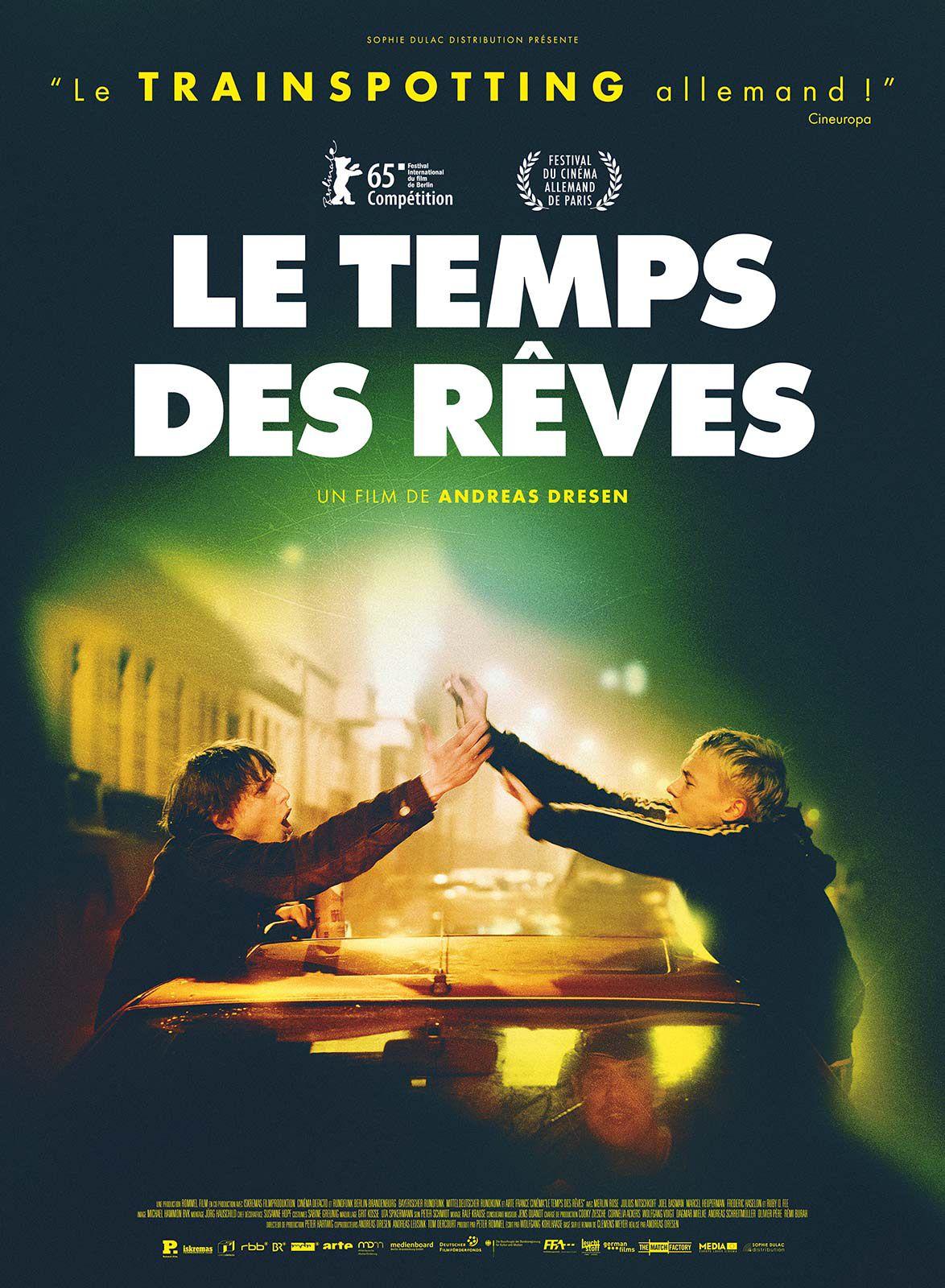 Le Temps des rêves - Film (2016)
