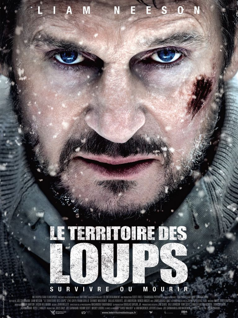 Le Territoire des loups - Film (2012)
