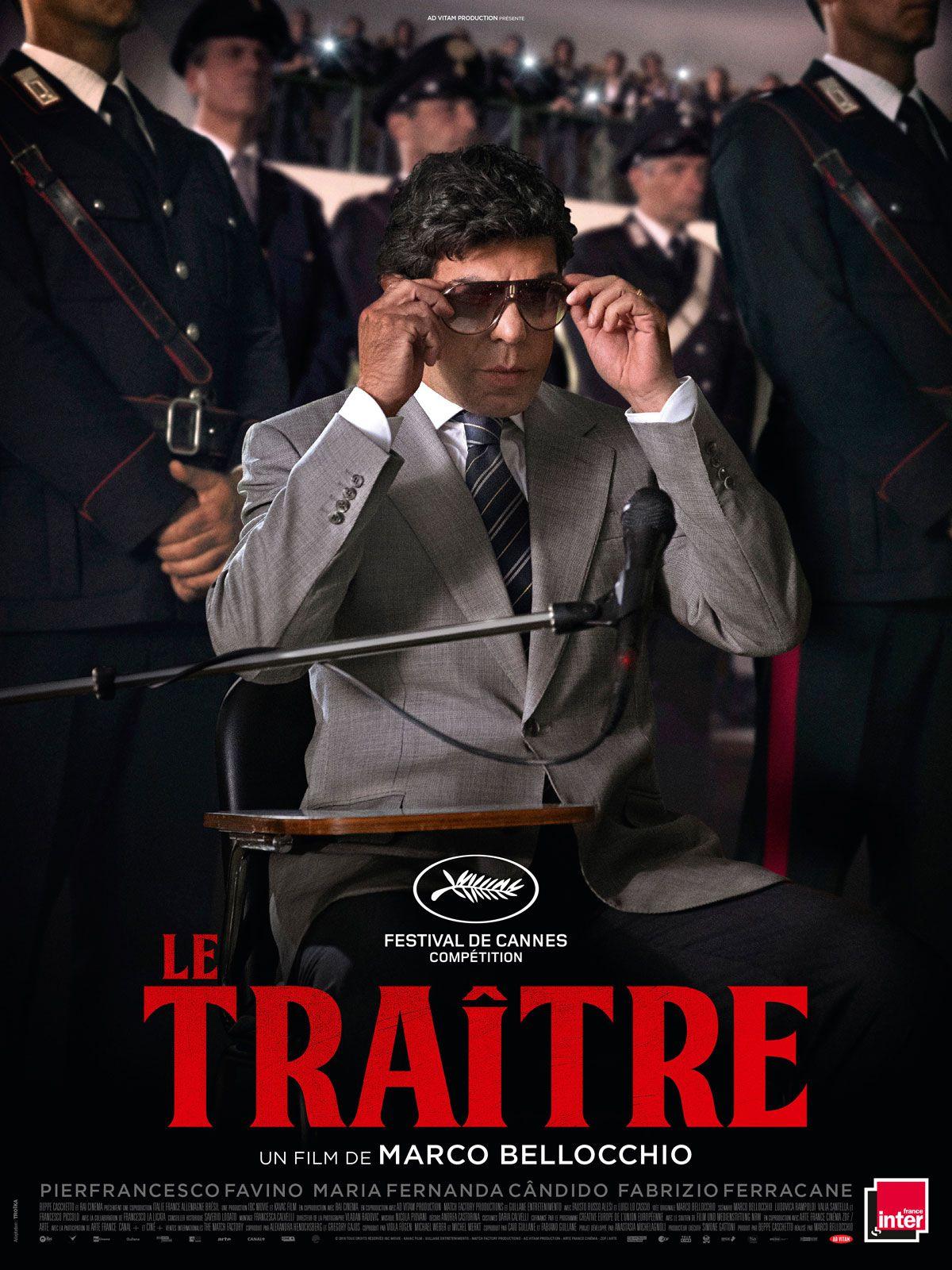 Le Traître - Film (2019)