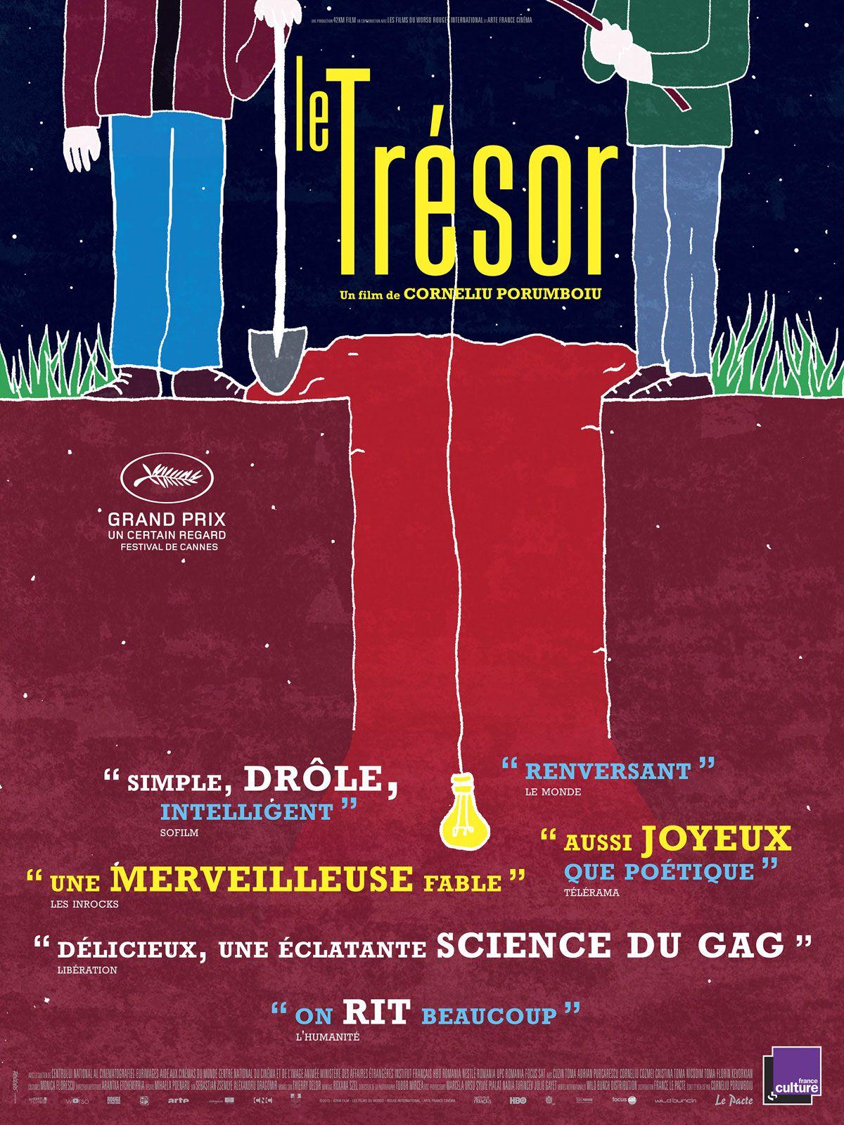 Le Trésor - Film (2015)