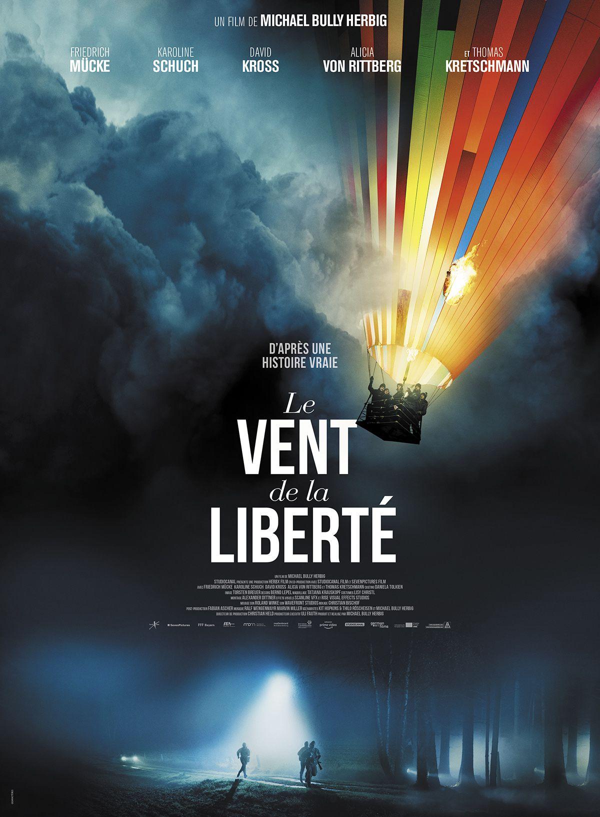 Le Vent de la liberté - Film (2019)
