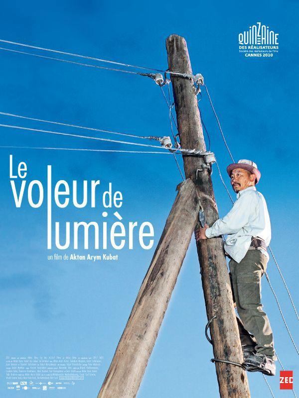 Le Voleur de lumière - Film (2011)