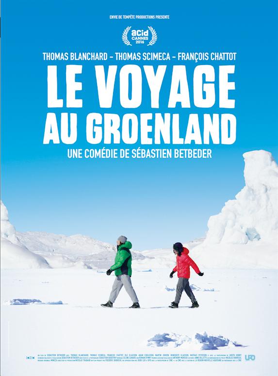 Le Voyage au Groenland - Film (2016)